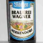 Brauerei Wagner/Merkendorf: Märzen (Nr. 80)
