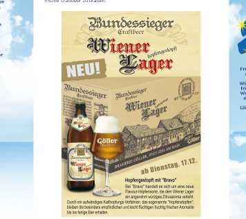 Göller Wiener Lager