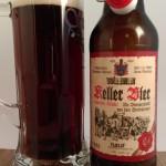 Bürgerliches Brauhaus Wiesen/Wiesen: Keller Bier (Nr. 1205)