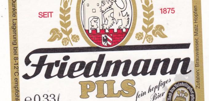 friedmann-pils