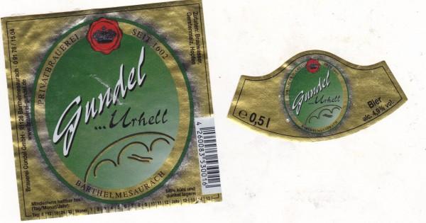 Gundel Urhell