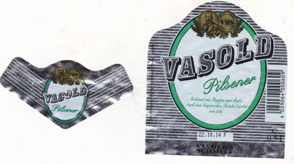 Vasold Pilsner 2