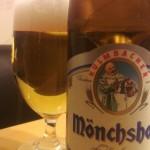 Mönchshof (Kulmbacher AG)/Kulmbach: Pilsner (Nr. 1398)