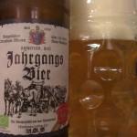 Bürgerliches Brauhaus Wiesen/Wiesen: Jahrgangs Bier (Nr. 1433)