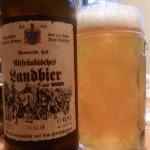 Bürgerliches Brauhaus Wiesen/Wiesen: Altfränkisches Landbier (Nr. 1406)
