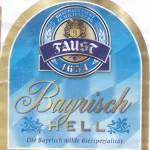 Brauerei Faust/Miltenberg: Bayrisch Hell (Nr. 1540)