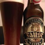 Brauerei Faust/Miltenberg: Hefe-Weizen Dunkel (Nr. 1534)