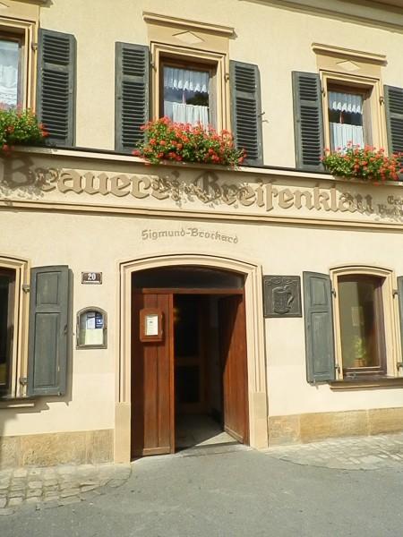 Brauerei Greifenklau/Bamberg: Rotes Märzen (Nr. 1586)