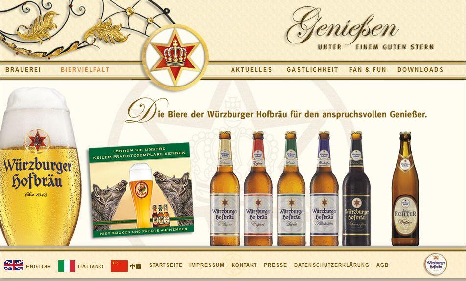 Würzburger Homepage