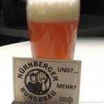 Nürnberger Burgbräu: Märzen (Nr. 1663)