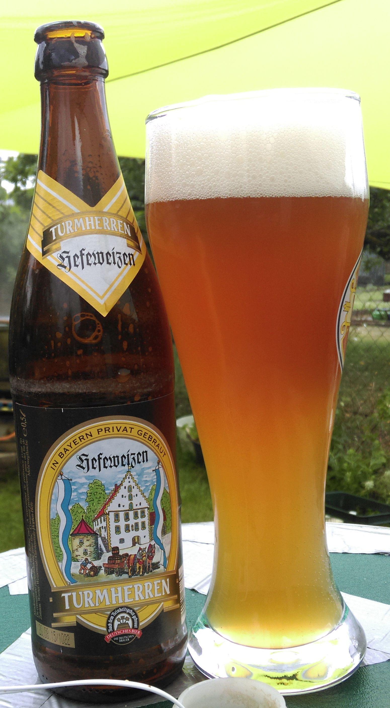 Brauerei Kaiser/Neuhaus: Turmherren Hefeweizen (Nr. 1689) – Bier-Scout