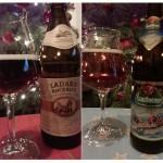 Brauerei Düll/Krautheim: Weihnachtsbier (Nr. 1865) & Brauerei Ott/Oberleinleiter: Ladara (Nr. 1866)