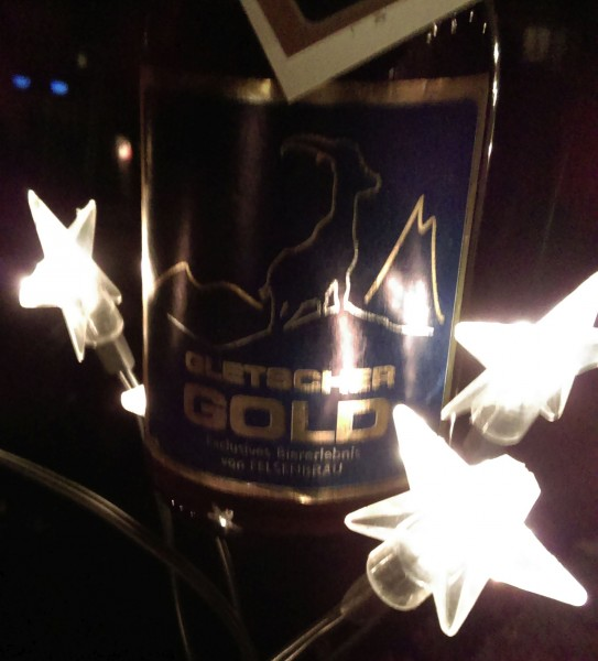 Gletscher Gold