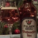 Felsen Bräu/Gloßner/Thalmannsfeld: Weihnachtsbier (Nr. 1868)