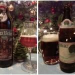 Brauerei Hetzel/Frauendorf: Festbier (Nr. 1861) & Pax Bräu/Oberelsbach: JuleÖl (Nr. 1862)