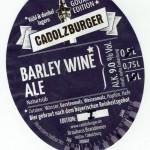 Brauhaus Brandmeier/Cadolzburg: Barley Wine Ale (Nr. 1879)