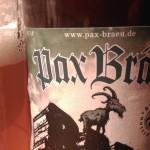 Pax Bräu/Oberelsbach: Basalt Bock (Nr. 1876)