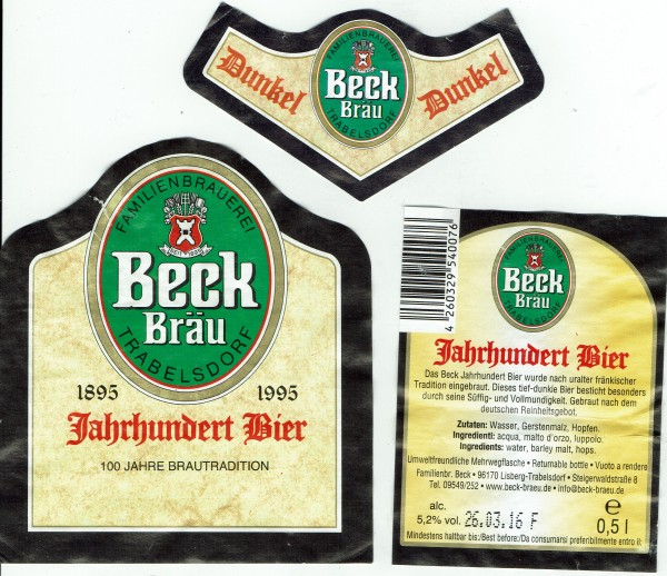 Jahrhundert Bier