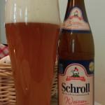 Brauerei schroll/Nankendorf: Weizen naturtrüb (Nr. 1893)