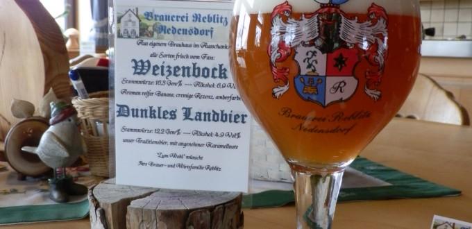 Relitz Weizenbock Nedensdorf