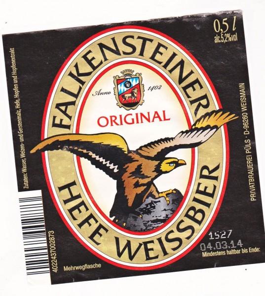 Falkensteiner Weissbier 1
