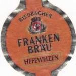 Franken Bräu/Riedbach: Hefeweizen (Nr. 1141)