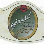 Brauerei Gundel/Barthelmesaurach: Zwickelt's (Nr. 1154)