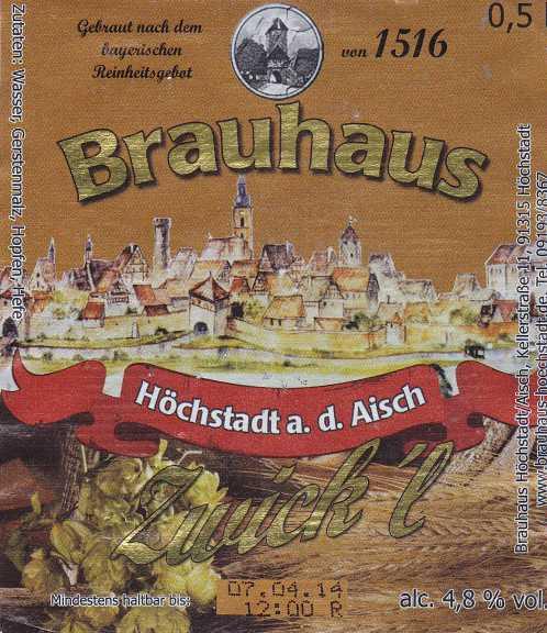 Höchstadt Zwick'l