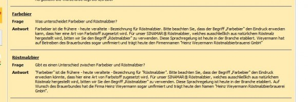 Quelle: http://www.weyermann.de/ger/faq.asp?umenue=yes&idmenue=33&sprache=1
