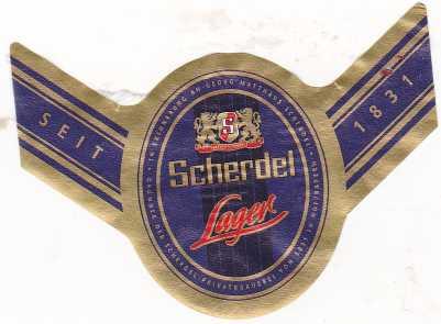 Scherdel Lager 1