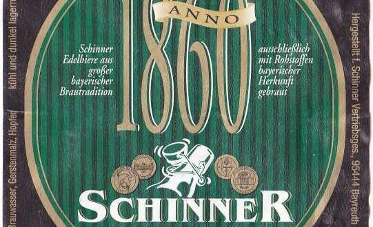 Schinner Edel Pils 3