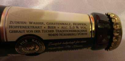Tucher Nürnberger Pils 4