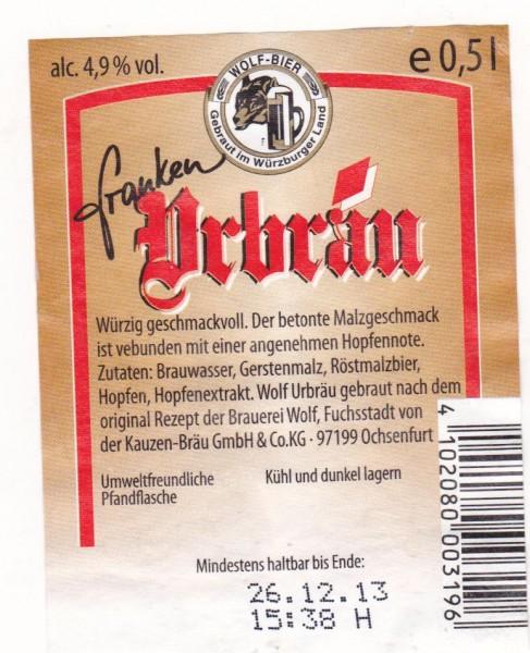 Wolf Urbräu3