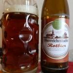 Brauerei Geyer/Oberreichenbach: Rotbier (Nr. 1927)