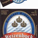Drei Kronen/Scheßlitz: Original Schäatzer Weizenbock (Nr. 31)