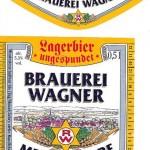 Brauerei Wagner/Merkendorf: Lagerbier ungespundet (Nr. 57)