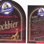 Kulmbacher Brauerei AG/Kulmbach: Mönchshof Bockbier (Nr. 75)