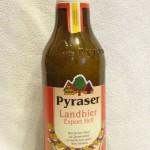 Pyraser/Pyras: Landbier Export Hell (Nr. 96)