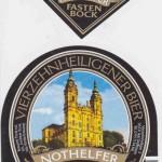 Brauerei Trunk/Vierzehnheiligen: Fastenbock (Nr. 100)