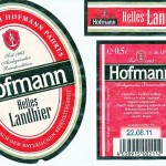 Brauerei Hofmann/Pahres: Helles Landbier (Nr. 101)