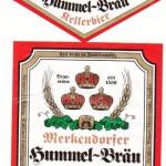 Hummel Bräu/Merkendorf: Kellerbier (Nr. 118)