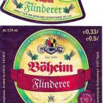 Brauer-Vereinigung/Pegnitz: Böheim Flinderer (Nr. 110)