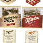 Kaiserdom/Bamberg: Alt-Bamberg Zwickl (Nr. 141) & Urstoff (Nr. 142)