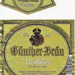 Brauerei Günther/Burgkunstadt: Weißbier (Nr. 135)