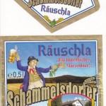 Brauerei Knoblach/Schammelsdorf: Räuschla (Nr. 155)