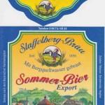 Staffelberg Bräu/Loffeld: Sommerbier (Nr. 184)