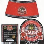 Brauerei Faust/Miltenberg: Export Klassisch (Nr. 205)