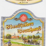 Brauhaus Ebensfeld/Ebensfeld: Fränkisches Landbier (Nr 215)