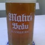 Mahr's Bräu/Bamberg: A U Kellerbier (Nr. 192)
