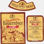 Held Bräu/Oberailsfeld: Altfränkisches Bauernbier (Nr. 211)